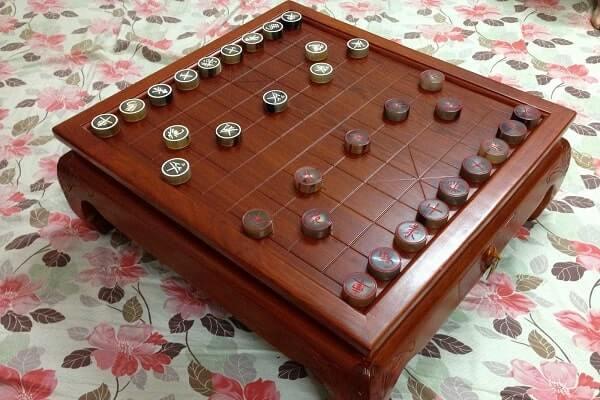 mua bàn cờ tướng bằng gỗ ở đâu
